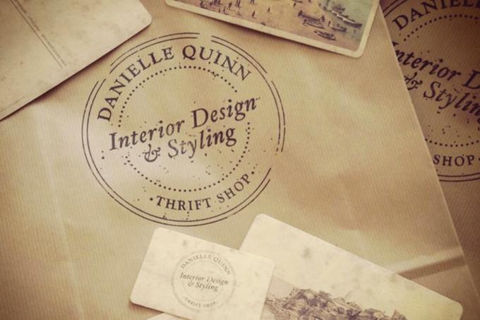 Claire Jenks Design: Danielle Quinn
