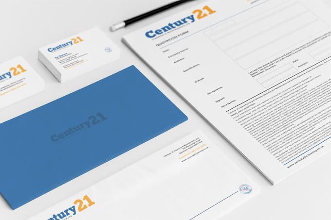 Claire Jenks Design: Century 21