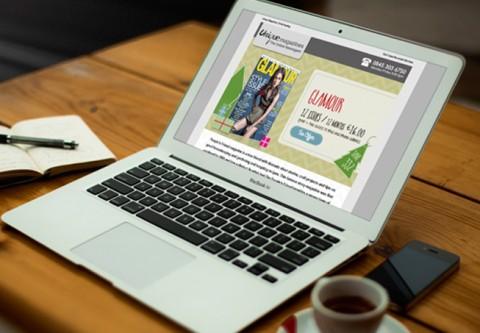 Claire Jenks Design: Unique Magazines