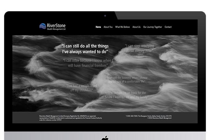 Claire Jenks Design: Riverstone