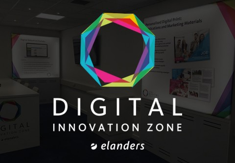Claire Jenks Design: Elanders Digital Innovation Zone