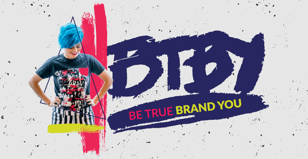 Be True Brand You