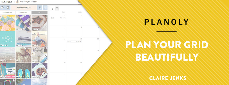 Planoly Review by Claire Jenks Design