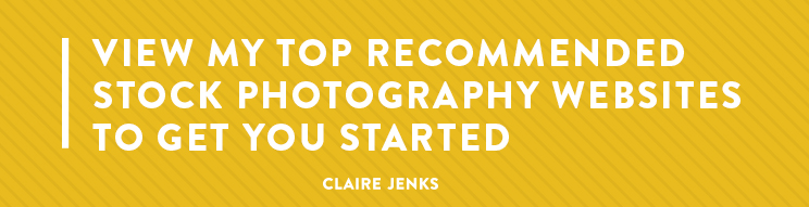 Stock Imagery Websites by Claire Jenks Graphic Design-download