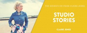 Studio Stories-Claire Jenks Graphic Design-Company Update