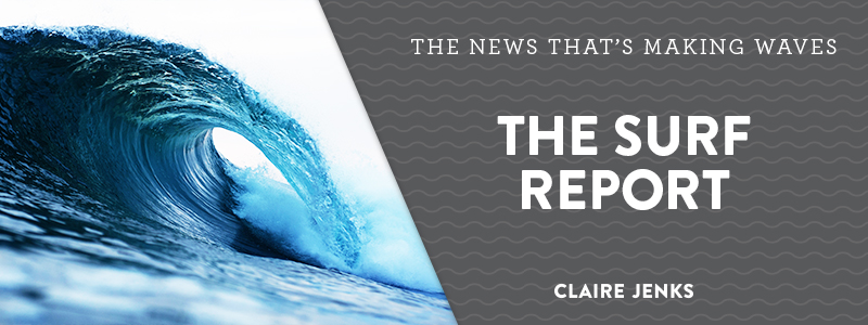 Surf Report-Claire Jenks Design-Industry Update