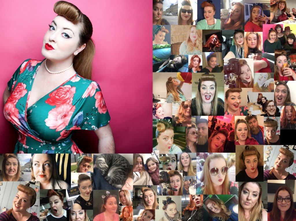 Laura Pearman - Headshot Vs Selfie Slide