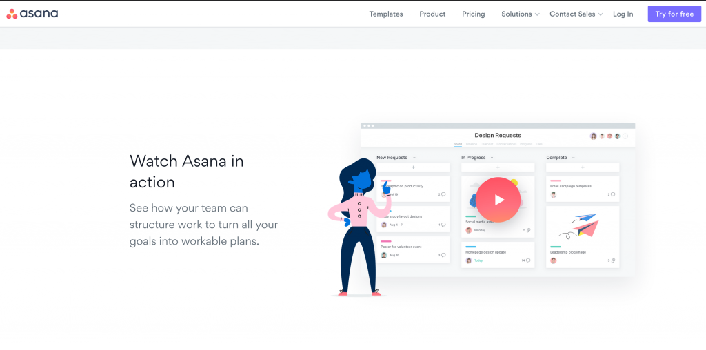 Asana-Why use a project management system in a design or marketing team? -Claire Jenks Design 2
