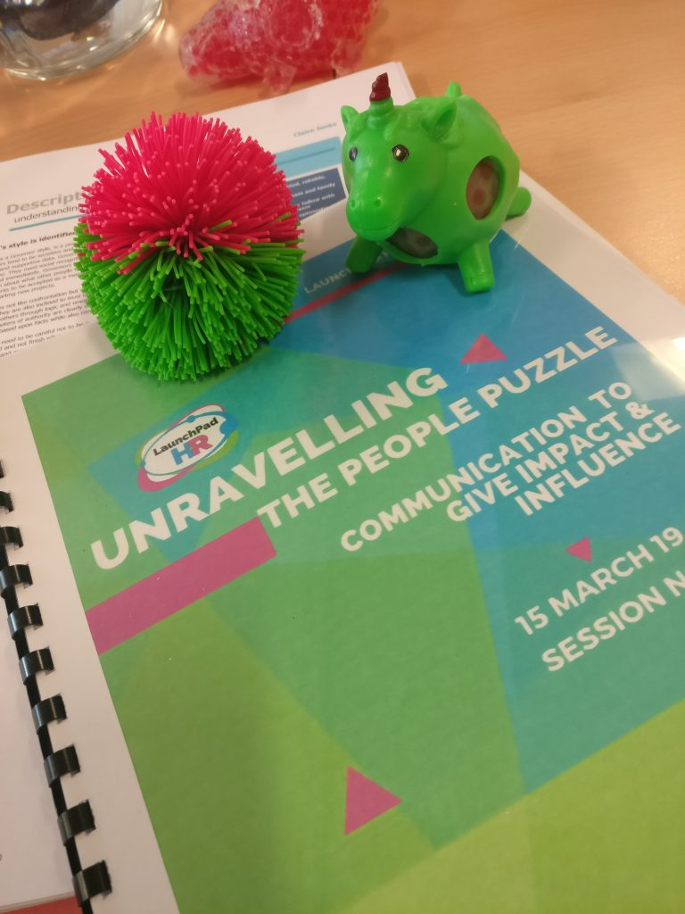 Unravelling the People Puzzle with Beverly Sherratt from Launchpad HR - Claire Jenks Design