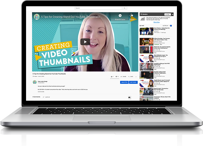 youtube thumbanails-mockup