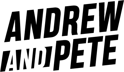 Andrew and Pete LOGO 2018 - 400x-02